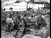 1849 - Gold Rush Starts.