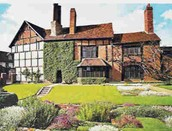 Shakespeare's Final Home, New Place in Stratford-Upon Avon, England