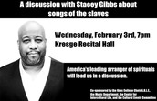 Discussion: Songs of the Slaves