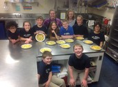 Cooking Class success!