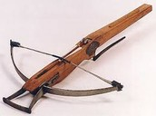 The Greeks invented the crossbow and Olympic Games