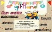 Si buscabas precio y calidad  acercate a Giftland!!