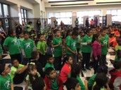 Congrats to Game 1 Winner:  McCoy's Green Lanterns!