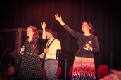 6 Aug 2014 - Conference worship team