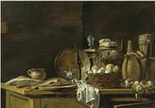 Food in the 18th Century.
