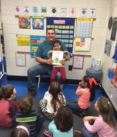 Special Guest Story Teller!
