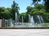 La Plaza de Italia