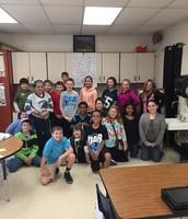 5th grade Super Multiplication Bowl CHAMPS!