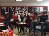 Mr. Lago's class doing FANTASTIC reader's theater!