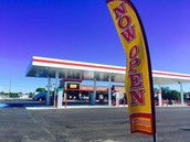 9. Five Star Gas Station