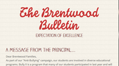 The Brentwood Bulletin