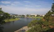 This is the Vistula Poland river