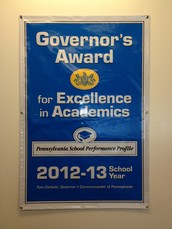 Governor's Award for Academic Excellence