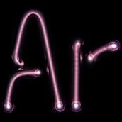 argon written out