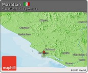 Where is Mazatlan located?