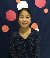 Mia Strong - 5th Grade