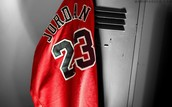 Michel Jordan shirt