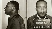 MLK Going to Jail for Protesting
