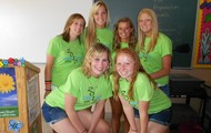 The 6 best friends :)