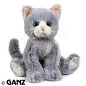 kitty stuffed animal
