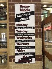 Kindness Week Themes