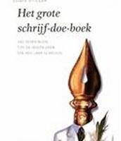 Het grote schrijf-doe-boek / Louis Stiller
