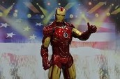 I am Iron Man and I approve this message.