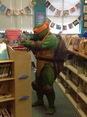 Even Ninja Turtles read!!! so can YOU!!!