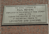 Boston has many historic places