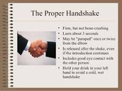 Handshaking Better