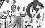 Mr Lee Kuan Yew Announcing Singapore's Independence