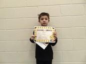 Gavin Pantalione - Kindergarten