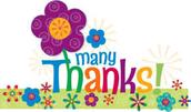 Volunteer Week Appreciation!!!
