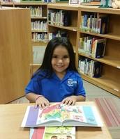 1st Grade-Minerva Rodriguez