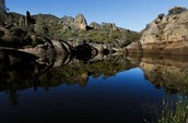 Weekend fun in Pinnacles National Park