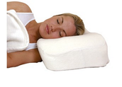 Pillows for side sleepers and side sleeping postures
