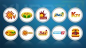 Watch all Tamil TV Channels