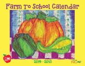 NC Farm to School Art Contest 2015