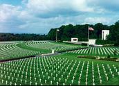 Luexembourg American Cemetery