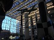 Le musée de l'air