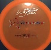 ****Free raffle**** Will Schusterick autographed prodigy F2.