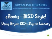 C2E: Using BISD eBooks in Your Classroom