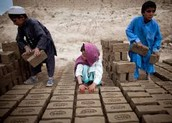 Brick Factories in Eastern Pakistan