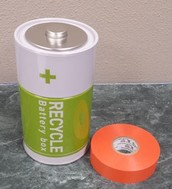 Battery Recycle Containers