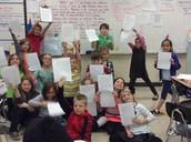 Our Class Compare/Contrast Paragraph