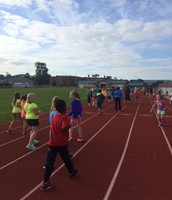 """Record numbers at first """"Fun Run"""" of the year"""