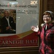BCIT Westampton Junior, Rebecca DeLuccia, performed at Carnegie Hall in NYC!
