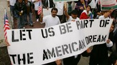 They will not let Immigrants in to live the American Dream!!!!!