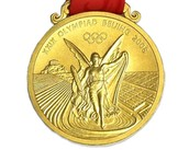 Used for medals and awards.
