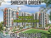 Shreshta Garden A Newfangled Port of call for Homes